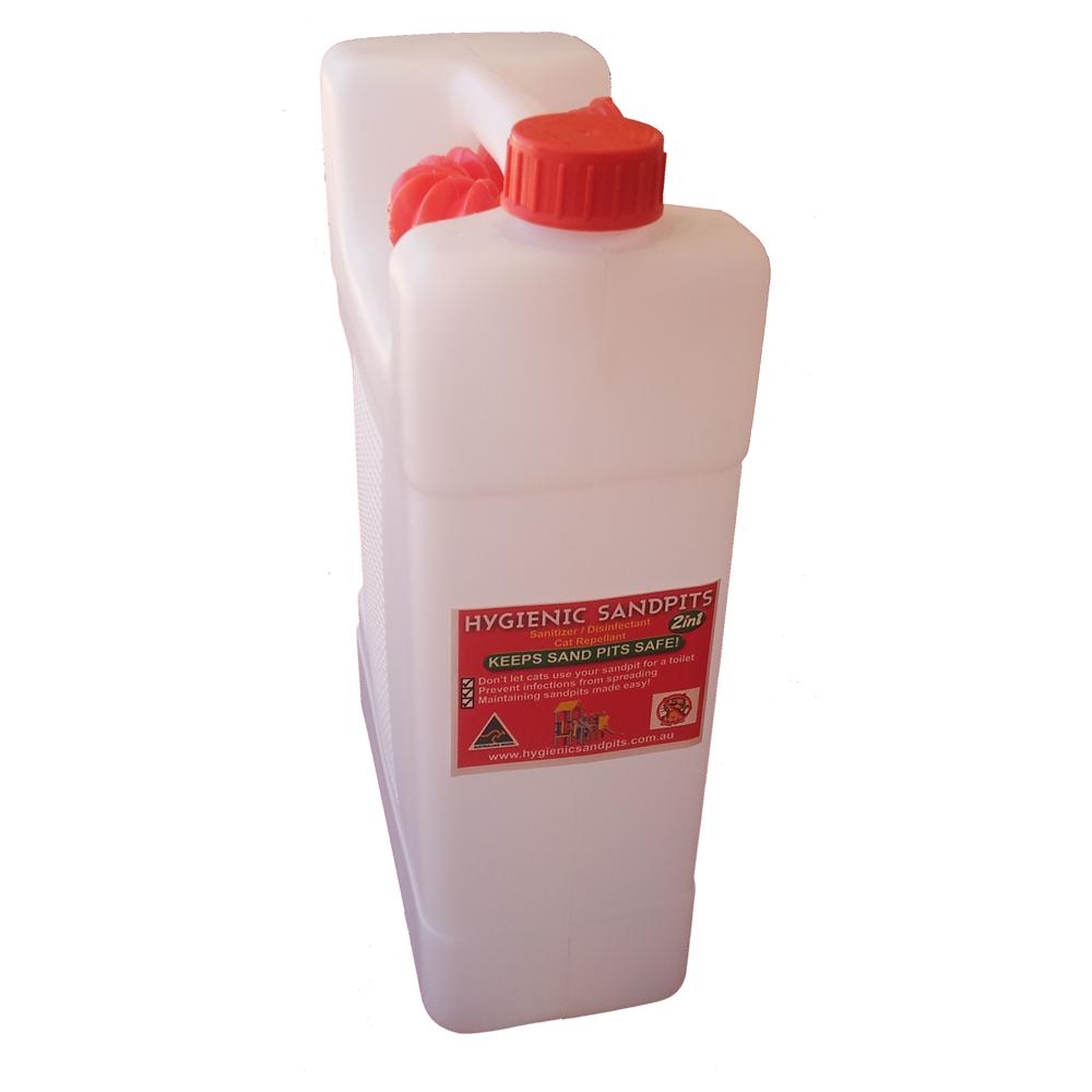 Sandpit Repellant - 5 Litre